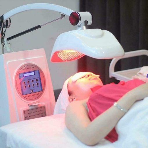 máy ánh sáng sinh học 7 mầu BD26