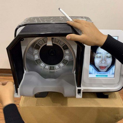 máy phân tích da smart