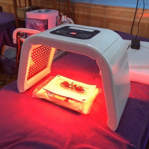 vòm ánh sáng sinh học 7 mầu