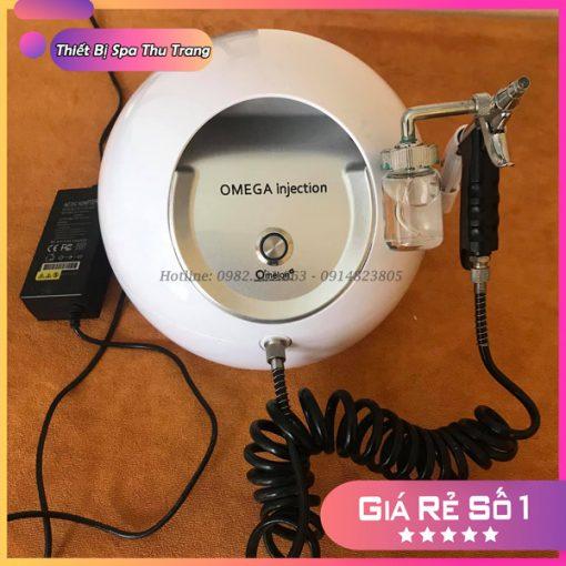 máy phun oxy mini omega