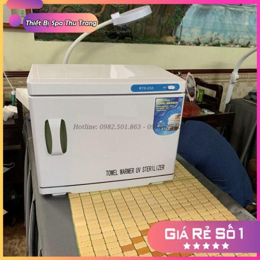tủ hấp khăn 1 tầng RTD-23A