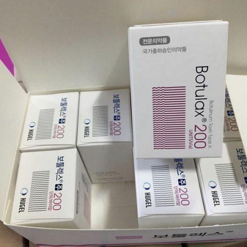 botox 200 thon gon hàm