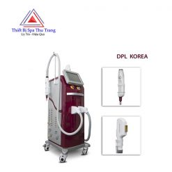 Máy triệt lông DPL beauty Korea