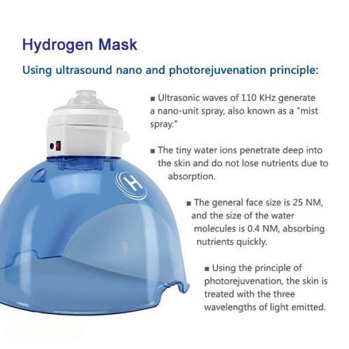 mặt nạ oxi hydro H2o2