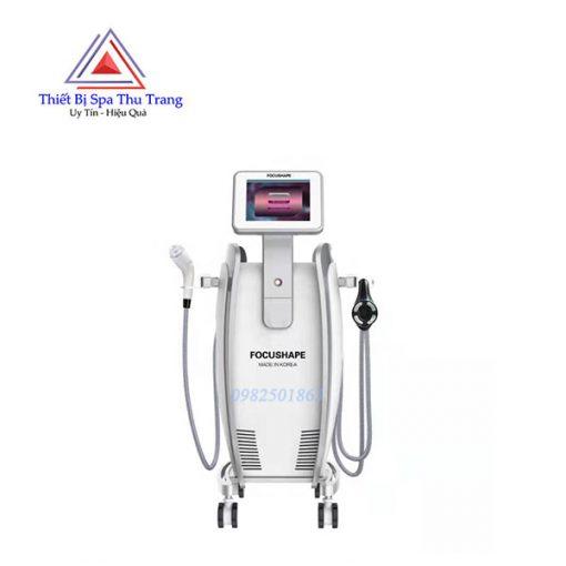 máy giảm béo Focushape Korea