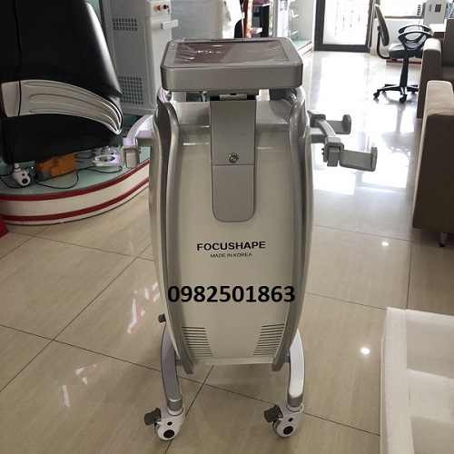 máy giảm béo focushape made in korea