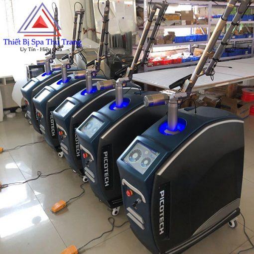 máy laser Xóa xăm Trị Nám Super pico Laser Picotech