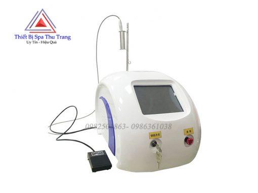 máy laser điều trị mao mạch máu