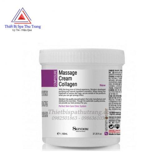 kem masage Skindom Collagen